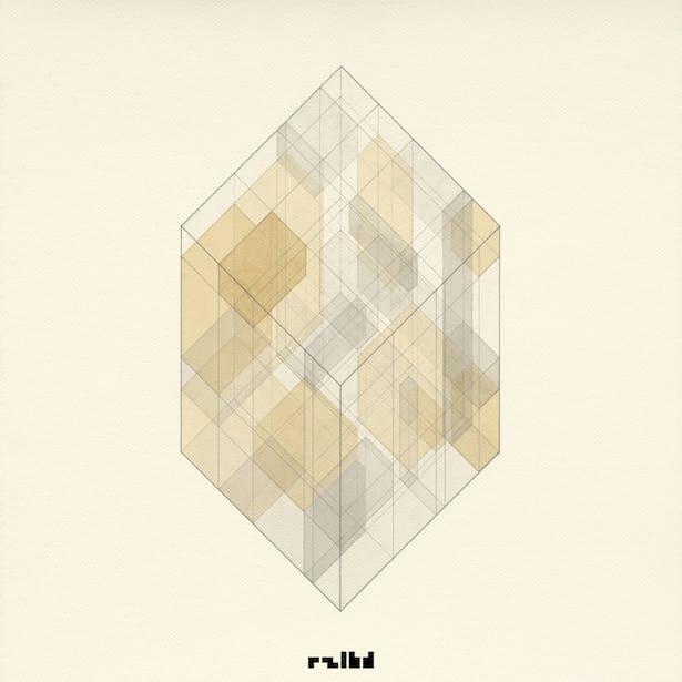 rzlbd 100 House / axonometric diagram