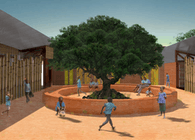Senegal Elementary School: Archstorming Contest 'Sambou Toura Drame'