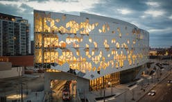 Snøhetta + DIALOG's new, expanded Calgary Central Library is now open