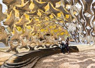 99 Failures Pavilion - Project : The University of Tokyo, Digital Fabrication Lab Pavilion 2013