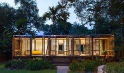 Brillhart Architecture's Eponymous House Pays Homage To Florida's Architectural Vernaculars with a Tropical Modern Flare