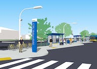 Golden Empire Transit Welcomes Expanded Transit Center to CSUB Campus