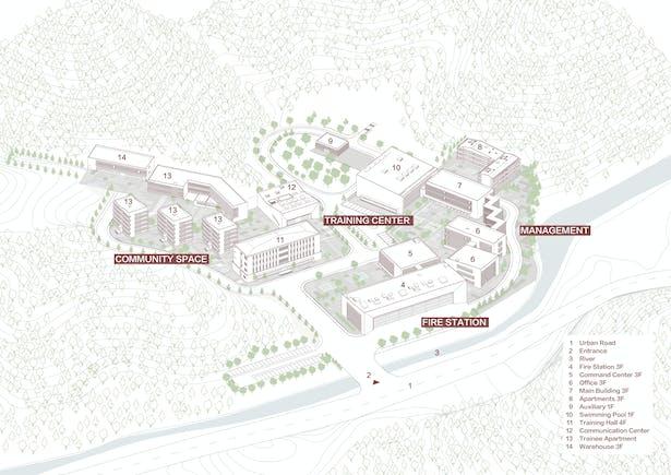 Function Diagram Credits: West-line Studio