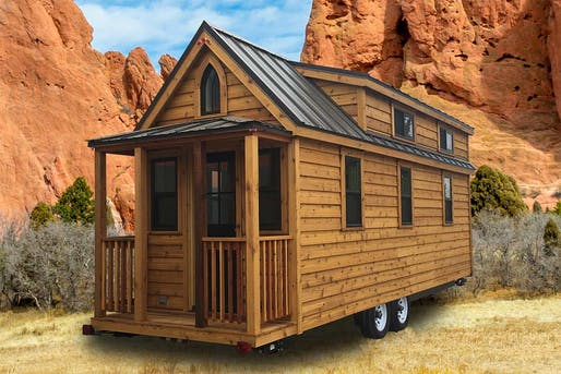 Elm, by Tumbleweed, Tiny House Company