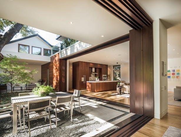 HP2 Residence with Quantum Windows & Doors
