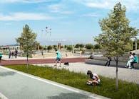 Urban Design for Luleburgaz Tosbagadere