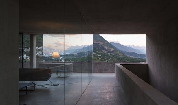 Third floor view © Su Shengliang