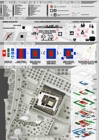 """""""Project for the new Castelli Romani Hospital Center"""""""