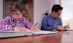 Work-life balance: how one architect collaborates with his teenage son