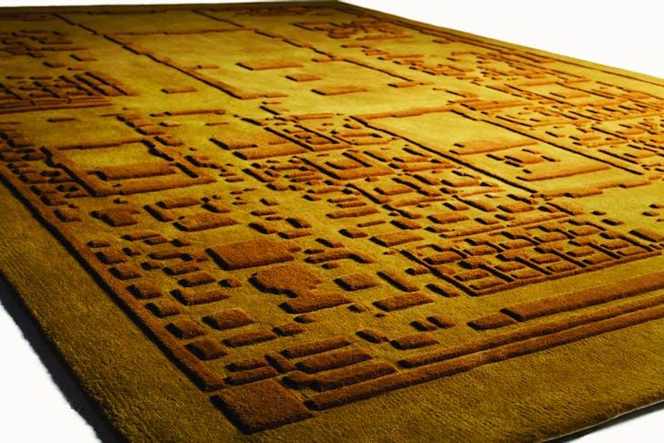 Urban Fabric Forbidden City, photo credit Rodney Evans.