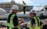 Investigators confirm that Miami bridge collapsed during post-tensioning