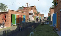 "One designer reimagines affordable housing in Maseru, Lesotho and wins the ""rise in the city"" design competition"