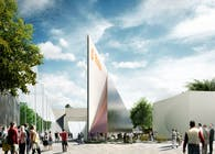 Russian Pavilion for EXPO2015 in Milan