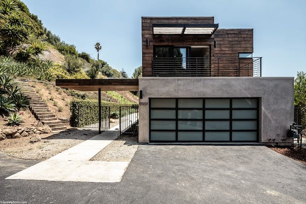 Bayliss Residence, Brentwood. Completed 2015 Photography: L.A. Real Photo