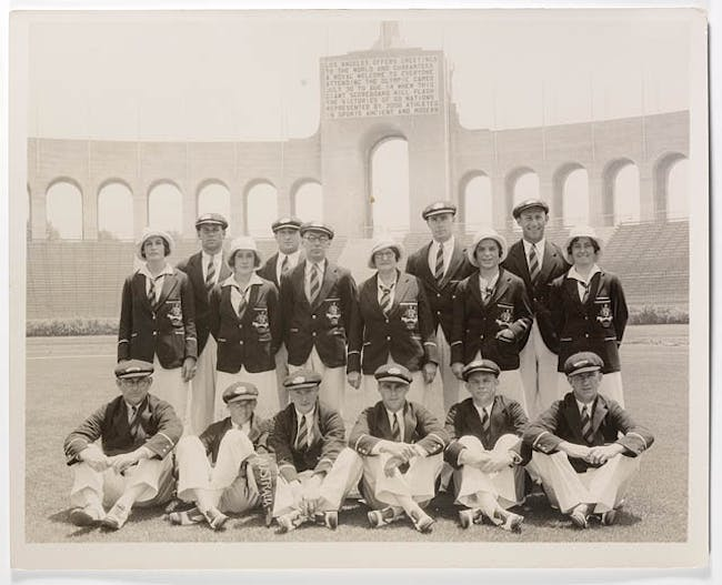 Los Angeles also hosted the Olympics in 1932. Credit: Wikipedia