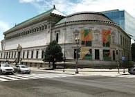 The George Washington University, Corcoran School of the Arts & Design, Flagg Building (1897)