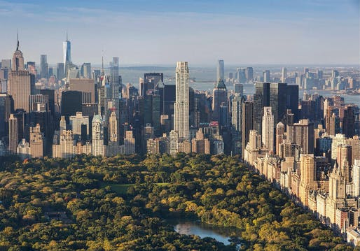 220 Central Park South by Robert A.M. Stern Architects.