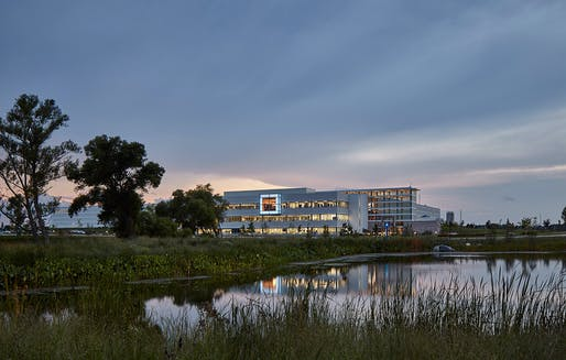 Merit Award: Sunstar Americas North American Headquarters, Schaumburg, IL Heitman Architects, Inc.
