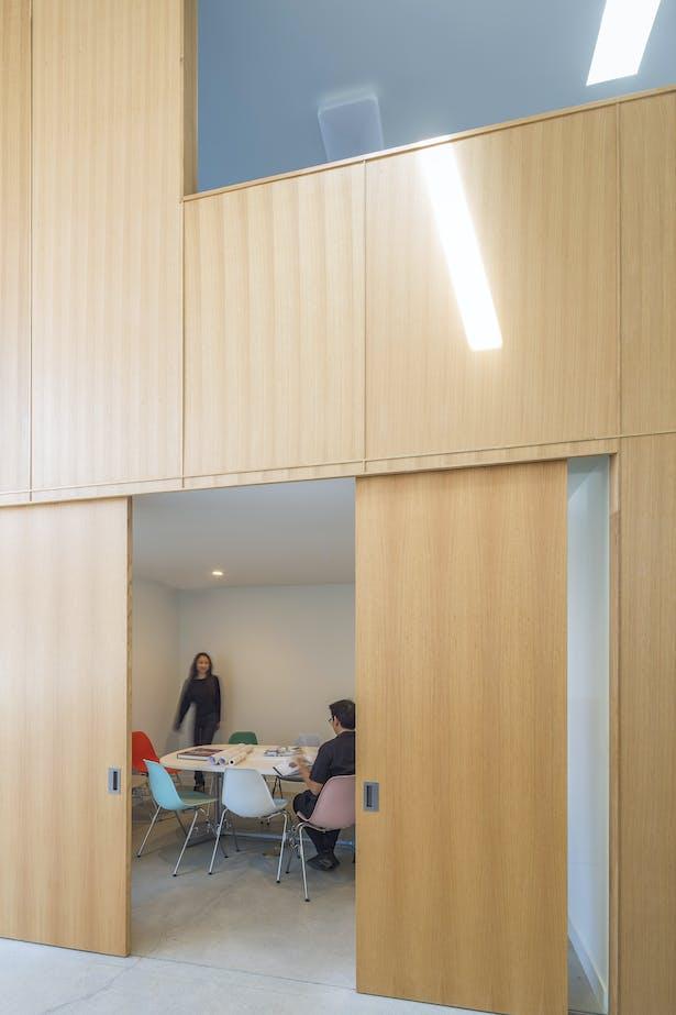 Light Box Aaron Neubert Architects Archinect