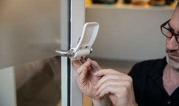 This 3D-printed, hands-free door opener could be a quick fix to help reduce the spread of COVID-19 and other illnesses