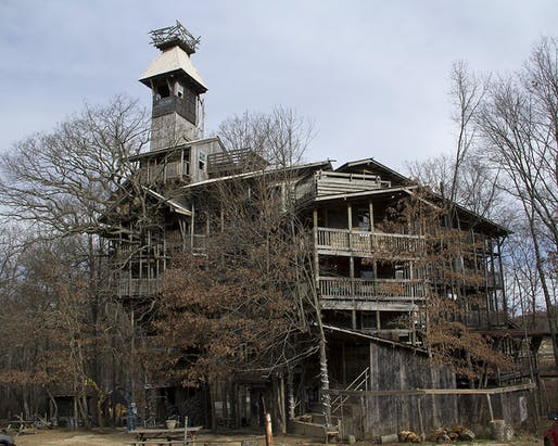 Horace Burgess' Treehouse