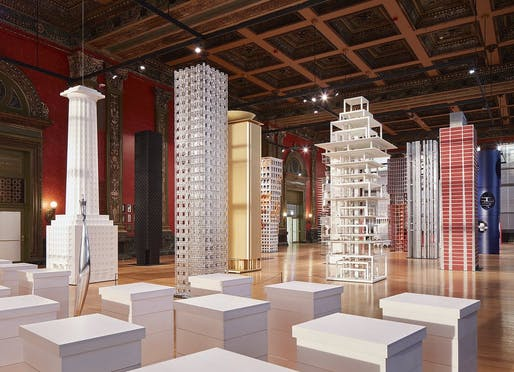 'Make New History', 2017 Chicago Architecture Biennial. Image: Chicago Biennial/Twitter.