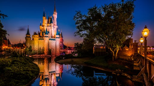 The planned community of Lake Nona is gearing up for 2,000 new residents. Photo: Mark Willard/© 2019 Disney Destinations