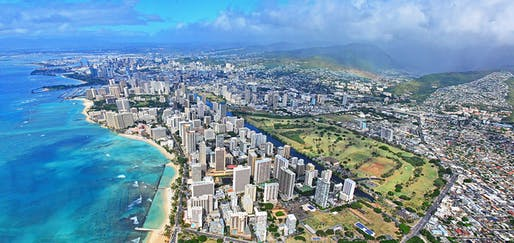 Housing prices in Honolulu rank among the highest in the U.S. Photo: Edmund Garman/Flickr
