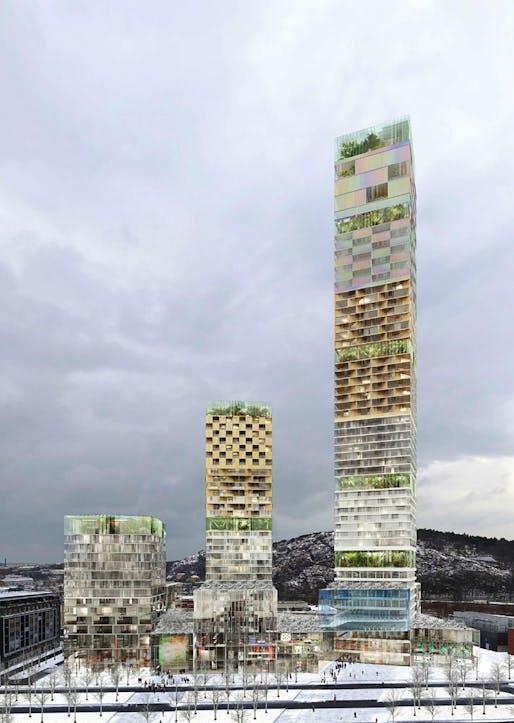 Gothenburg finalist proposal: Ursa