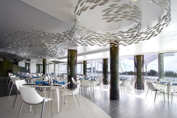 Dining Room & Patio beyond