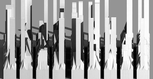 "Charles Waldheim, ""Unbuilt Manhattan,"" 2016. Credit: Charles Waldheim. Image via."