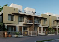 3D Architectural Exterior Rendering CGI Design by JMSD Consultant