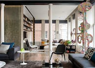 Bond Street Loft, New York