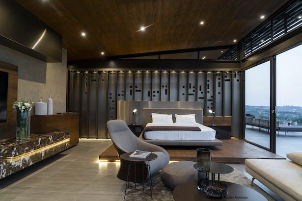 Main suite