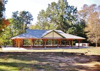 Cadwalader Park Picnic Pavilion