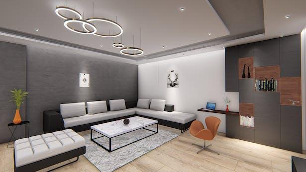 S H Interior House Drilon Jusufi Archinect