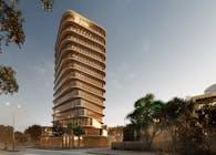 Zain tower