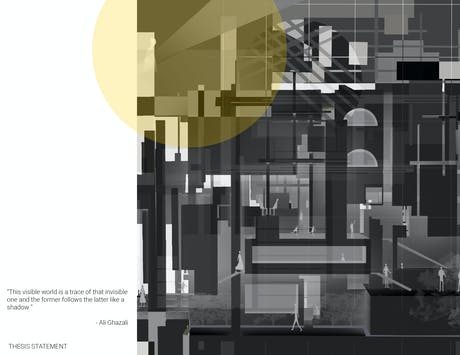 Metanoia : Restorative Practices for the Soul - M.Arch Thesis