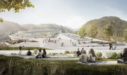 "Snøhetta's Museum Quarter project will give ""Ötzi the Iceman"" a new home"
