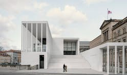 David Chipperfield completes a major new addition to Berlin's Museum Island
