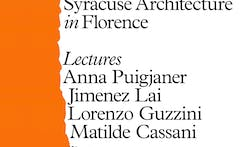 Get Lectured: Syracuse Architecture in Florence, Fall '17