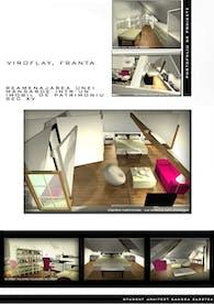 attic appartament proposal