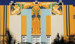 Graphic designer Arnold Schwartzman captures art deco buildings around the world