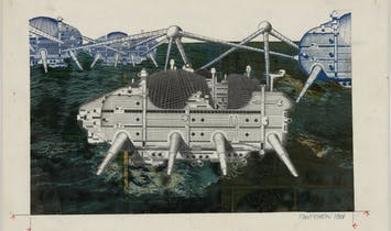 Avant-garde architectural group Archigram sells archive to Hong Kong museum for £1.8 million