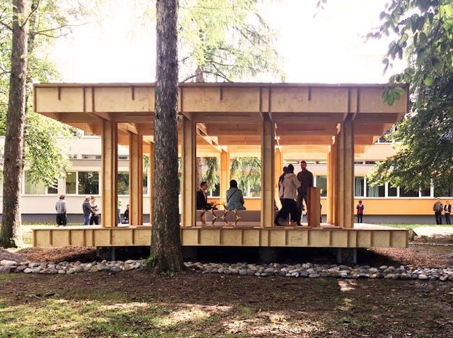 Slovenia Community Pavilion