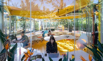 Second Home Hollywood Offers A Genuine Approach to Coworking Post-WeWork