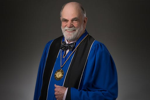 2018 RAIC President: Michael J. Cox, FRAIC. Photo: Paul Couvrette.