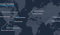 From Chicago to Pittsburgh in 47 minutes: Hyperloop One Global Challenge announces 10 winning teams & routes in North America, Europe, South Asia