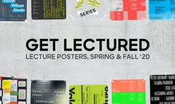 Vote for your favorite architecture school lecture poster from 2020