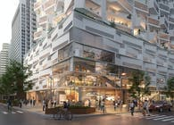 KTGY R+D Studio: Skytowns | A Townhome High-Rise Concept